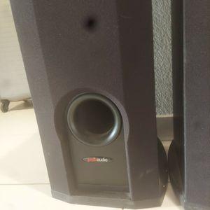 Polk Tower Speakers for Sale in Chandler, AZ