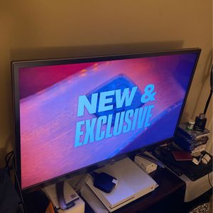 43 Inch LG SMART TV With Remote for Sale in Richmond, TX