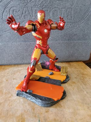 "8"" iron man statue collectable figure for Sale in National City, CA"