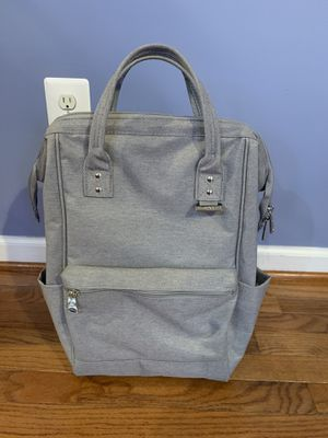 Backpack/hand bag(Practically brand new. Purchased in December. Super clean inside and out) for Sale in Elkridge, MD