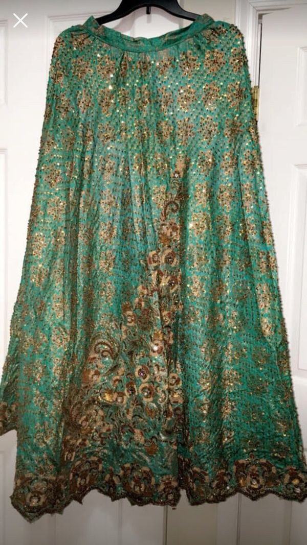 3 piece gorgeous Indian outfit