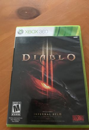 Diablo 3 for Sale in Manton, MI