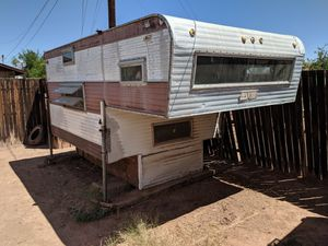 Cabover Camper Shell - 1970s or 80s for Sale in Mesa, AZ