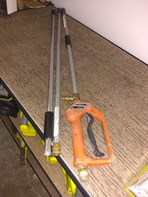 Power Care 9 ft. Pole Kit fo 3,000 psi Pressure Washers for Sale in Houston, TX