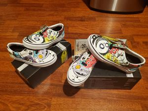 Nightmare Before Christmas Vans for Sale in Pico Rivera, CA
