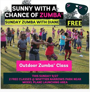 2 FREE ZUMBA CLASSES-COUPON for Sale in El Monte, CA