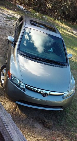 06 Honda Civic ex 1.8l for Sale in Hortense, GA