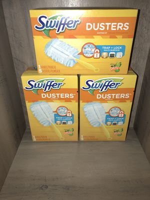Swifter duster bundle for Sale in Lancaster, CA