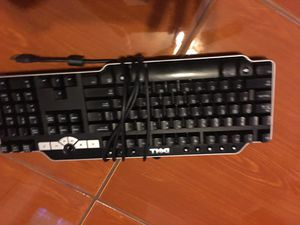 Used Dell keyboard computer for Sale in North Las Vegas, NV