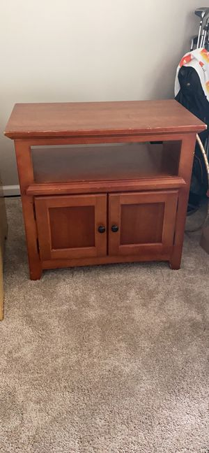 Brown TV stand for Sale in Bowie, MD