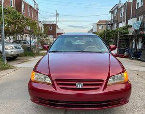 2002 Honda accord SE for Sale in Centreville, VA
