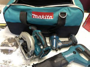 Makita Tools Brand new for Sale in San Carlos, CA