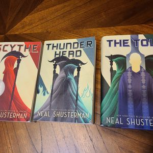 Arc Of A Scythe Book Trilogy for Sale in Levittown, PA