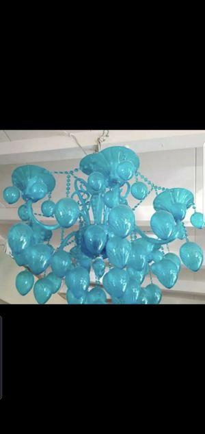 Beautiful Glass Chandelier for Sale in Norwalk, CA