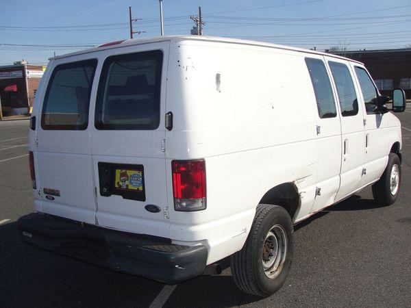 2008 Ford Econoline Cargo