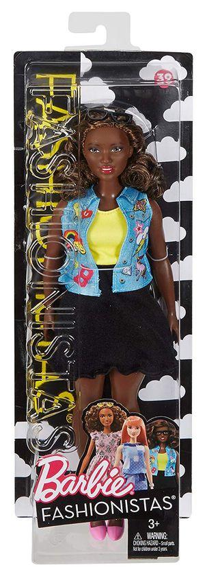 Barbie Doll Fashionistas 39 Emoji Fun, New #39 for Sale in Ontario, CA
