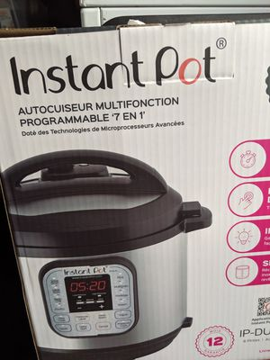Instant pot used 2X for Sale in Beaverton, OR
