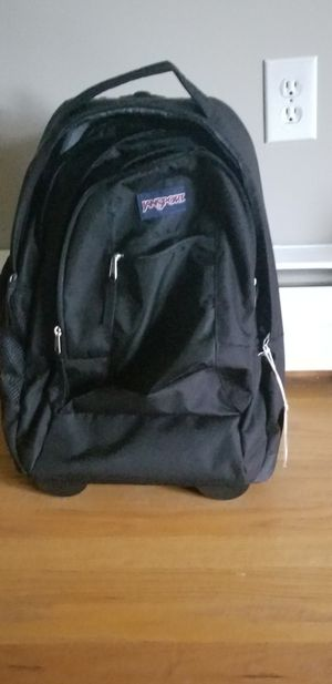 Jansport roller backpack (NEW) for Sale in Allentown, PA