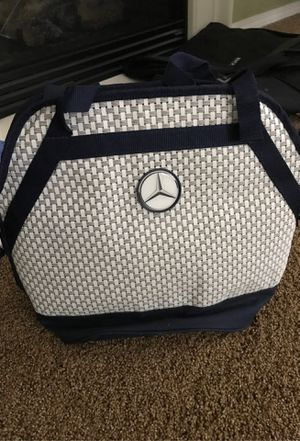 Mercedes Benz tote cooler for Sale in Corona, CA