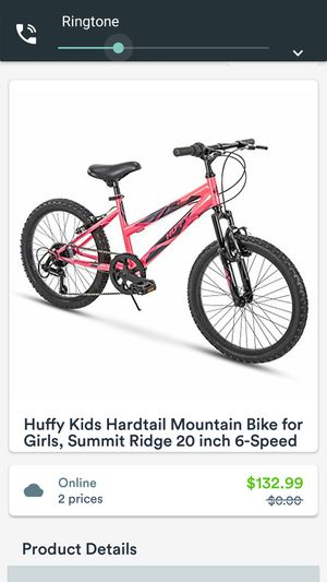 Huffy hardtail mountain bike 6speed for Sale in Saint Paul, MN