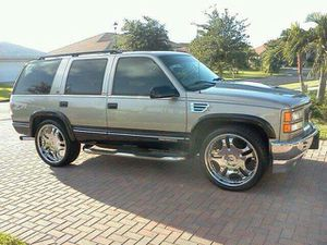 """24"""" rims and tires for Sale in Miramar, FL"""