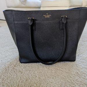 Kate Spade Black Laptop Bag/Work Purse for Sale in Newport Beach, CA