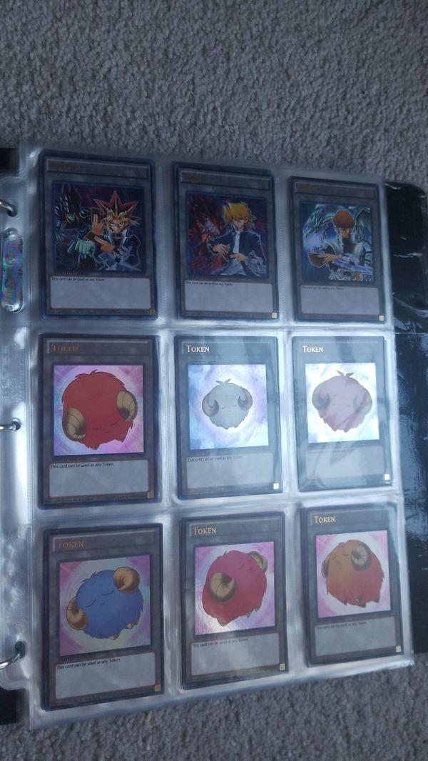 Part10 YuGiOh binder holos ultimates secrests etc