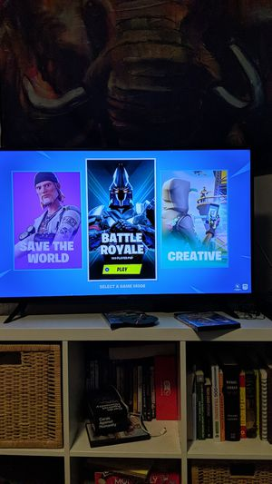 40 inch Vizio smart TV less than a year old for Sale in Seattle, WA