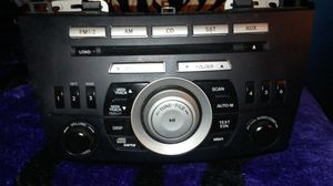 Oem cd player mazda 3 for Sale in Tampa, FL