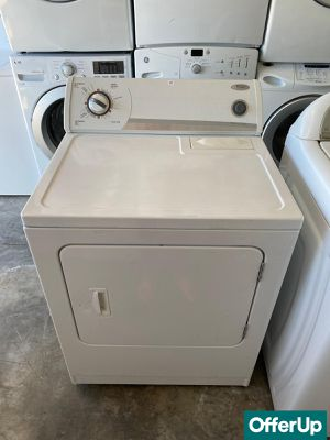 Works Perfect Electric Dryer Whirlpool Ask for Delivery! #1270 for Sale in Melbourne, FL
