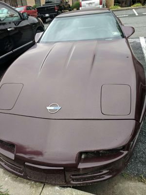 94 Chevy corvette anniversary edition for Sale in Rosedale, MD