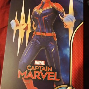 Captain Marvel Statue for Sale in National City, CA