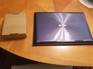 "ASUS ZenBook 3 Deluxe 14"" FHD Laptop Intel i7-8550U 4GHz 16GB DDR4 1TB NVME SSD MSO 2016 Win 10 Pro for Sale in Port St. Lucie, FL"