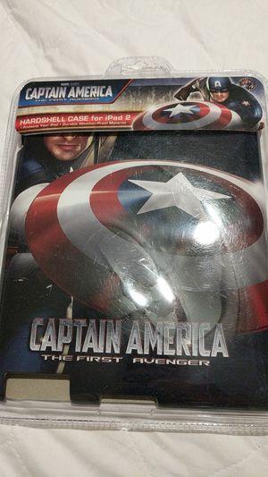 Hardshell iPad 2 case captain America for Sale in Pulaski, TN