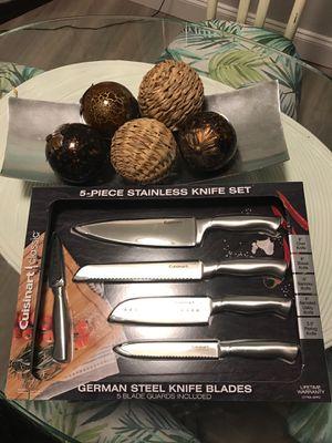 Cusinart Classic Knife Set (German) for Sale in Tampa, FL