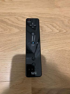 Nintendo Wii Remote Black for Sale in Apex, NC