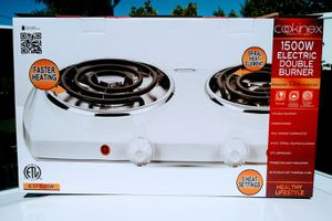 🏄 1500 Watt Electric Portable Stove 🏖 for Sale in Westminster, CA