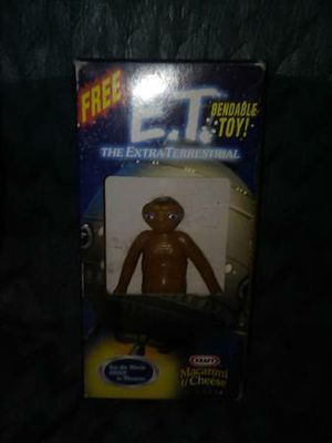 Collectable ET Bendable Toy for Sale in Portland, OR
