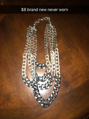Brand new necklace for Sale in Marengo, OH
