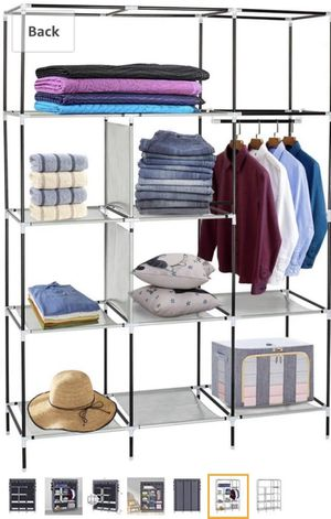 Closet wardrobe organizer for Sale in Holmes, PA
