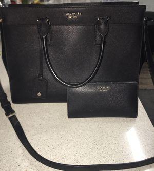 Black Kate Spade set for Sale in Creedmoor, TX