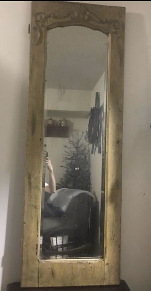 Vintage mirror ( The door from a old cabinet) for Sale in KIMBERLIN HGT, TN