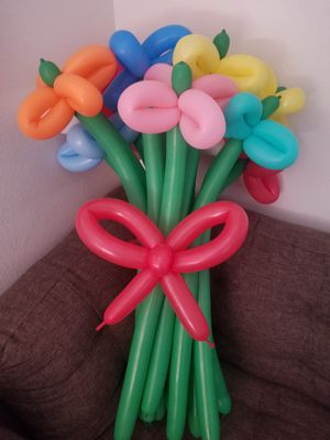 Flower balloons for Sale in Los Angeles, CA