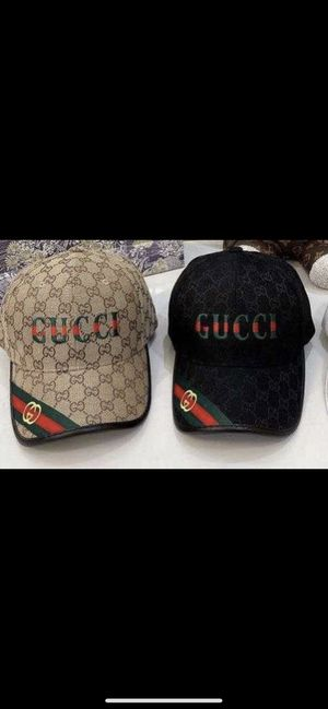 Gucci hat 100 each or 180 for Sale in Fort Lauderdale, FL