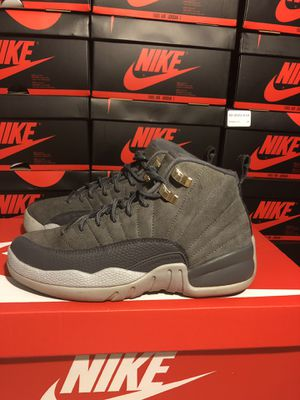 Jordan 12 Grey for Sale in Lawrence Township, NJ
