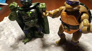 Old Ninja Turtles by playmate for Sale in East Los Angeles, CA