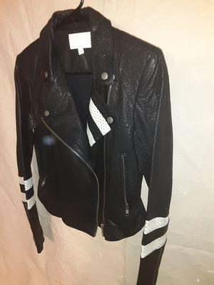 Walter Baker leather motorcycle jacket for Sale in Philadelphia, PA