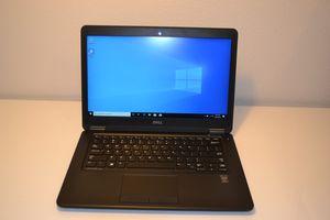 """Dell Latitude e7450 14"""" FHD Laptop i7-5600 2.60GHz 8GB DDR3 256GB SSD for Sale in Clovis, CA"""
