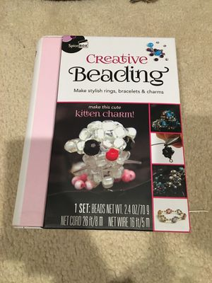 Creating beading for Sale in Fairfax Station, VA