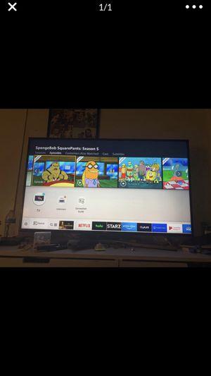 Samsung 50 inch 4K HDR smart tv for Sale in El Cajon, CA